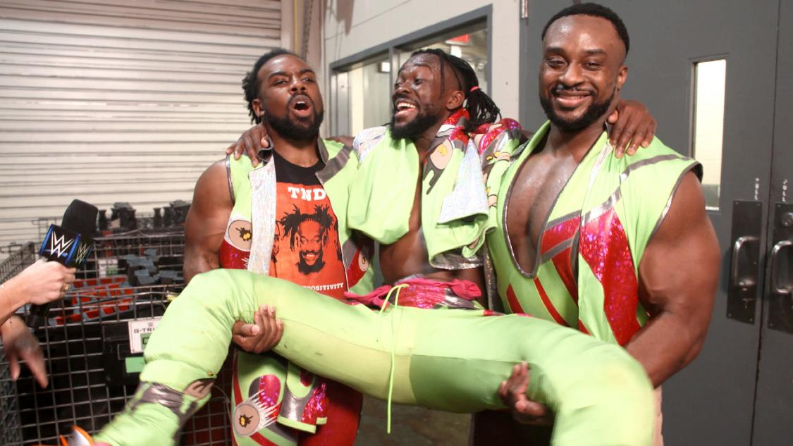 new-day wwe