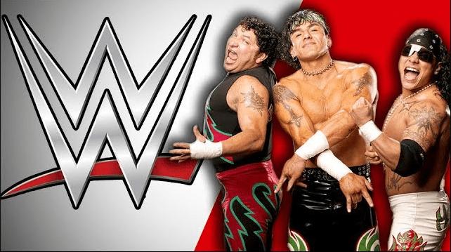 Mexicools en WWE