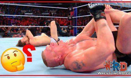 Brock Lesnar y Daniel Bryan