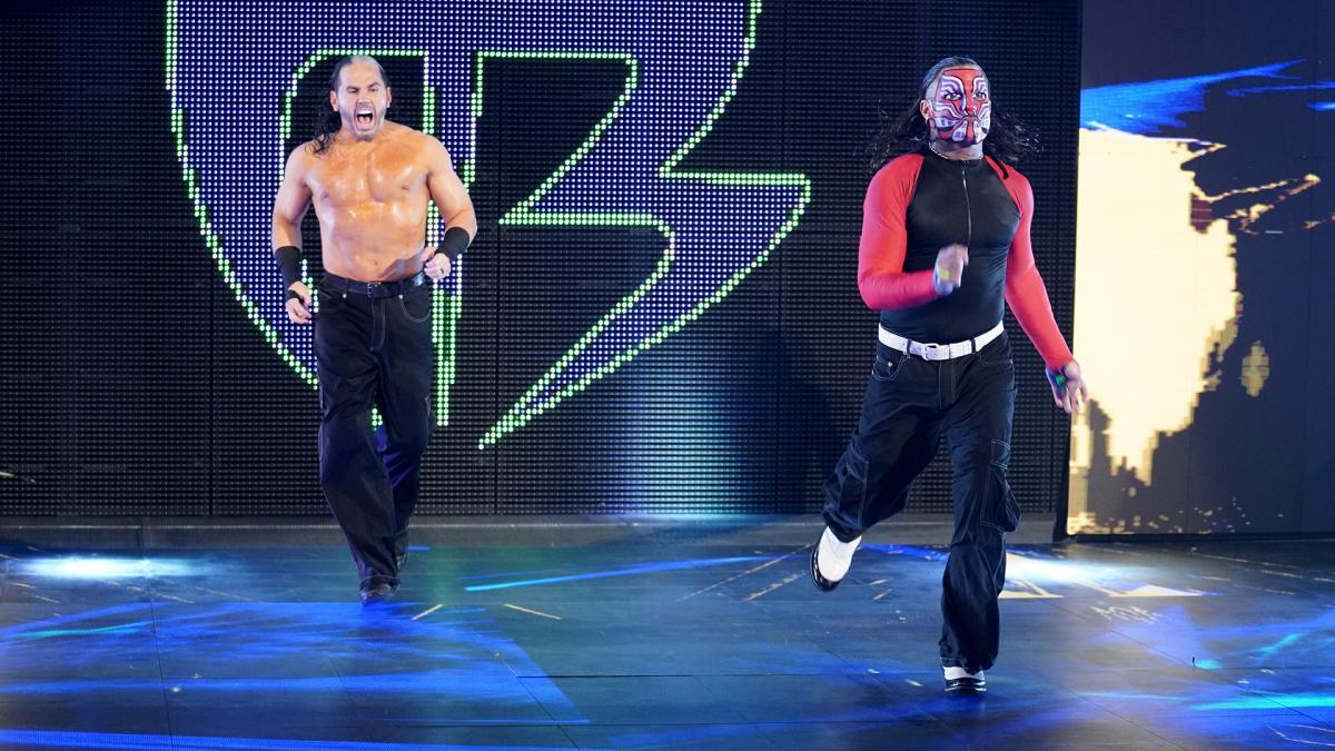 Matt Hardy y Jeff Hardy