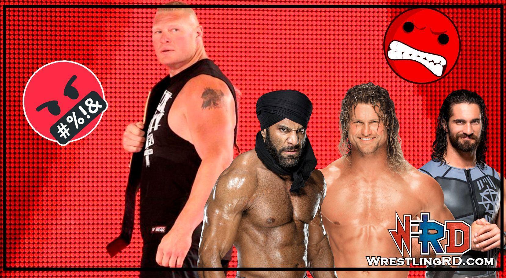 Brock Lesnar crea incomodidad en wwe