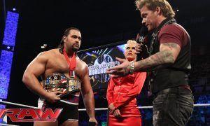 Rusev comenta sobre Chris Jericho como líder de vestuario