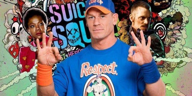John Cena estara en el escuadro suicida