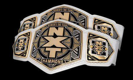 títulos de parejas femeninas de NXT