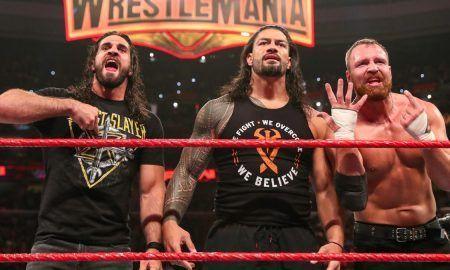 The Shield se unirá por última vez el domingo por la noche