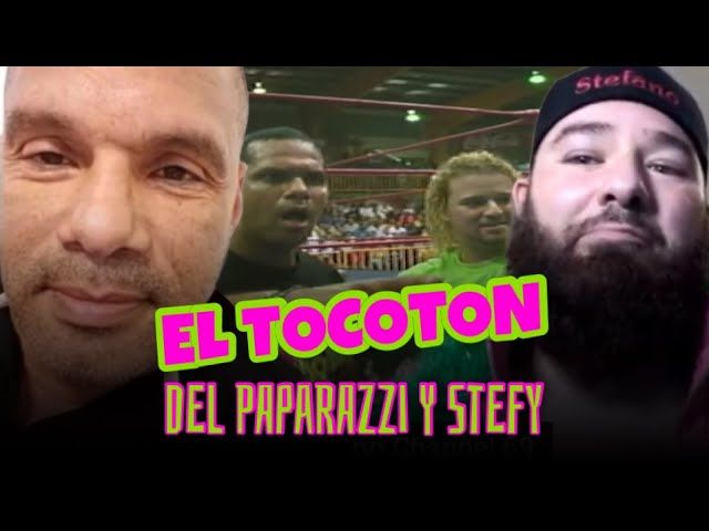 Entrevista: El Tocoton de Paparazzi y Steffy