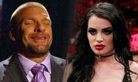 Paige, Triple H