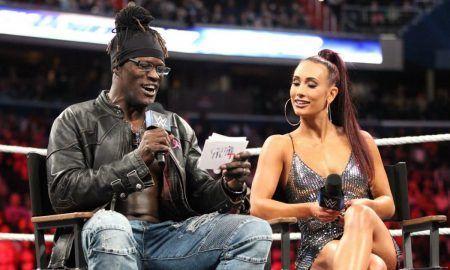 Carmella y R-Truth