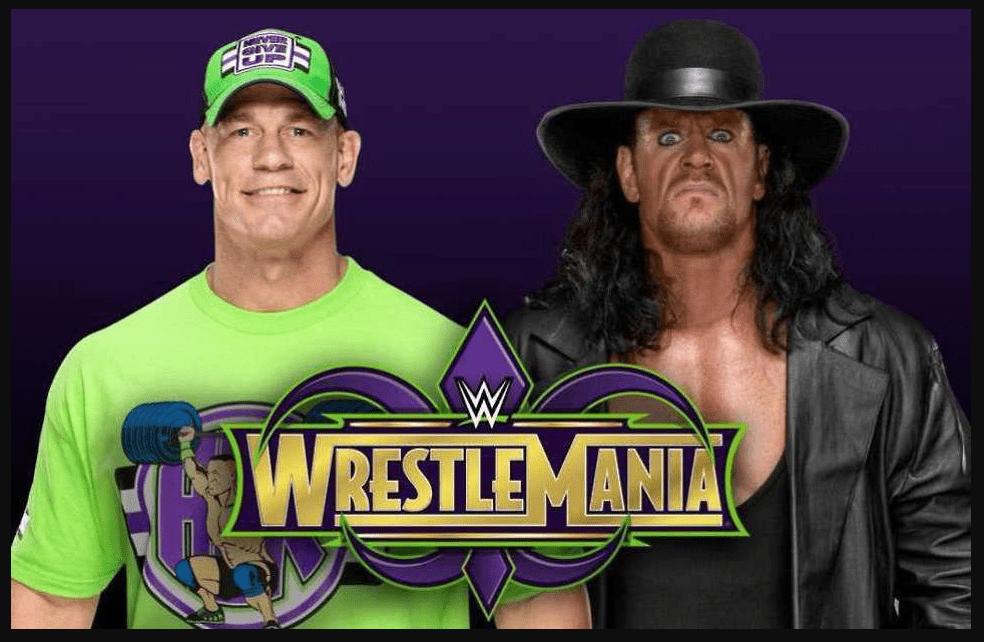undertaker, SPOILER: