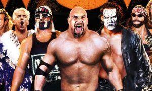luchadores de wcw