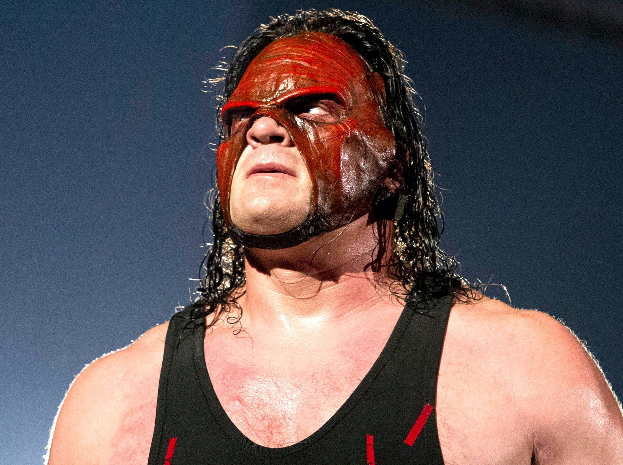 Kane Kane es una leyenda del Royal Rumble